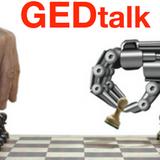 22F(M) - GEDtalk: Man vs. Machine