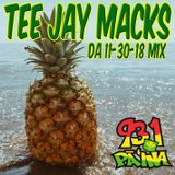 Tee Jay's Da Pa'ina Mix aired 11-30-18