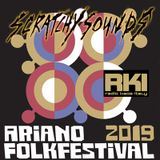 Scratchy Sounds 'The Rock and The Roll of The World' Live from Ariano for RKI: Internet Show 389