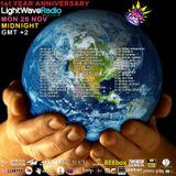 Robert Knight - 1st Year Anniversary Lightwave Radio Mon 26th November 2012