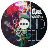 Solid Steel Radio Show 18/11/2016 Hour 2 - DJ Food