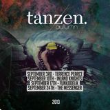 Tanzen. Guest Mix: The Messenger (2013-09-24)