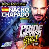 SPECIAL MEXICO PRIDE 2013 PODCAST - NACHO CHAPADO