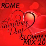 DJ ROME - VALENTINE'S DAY SLOWJAMS MIX 2016