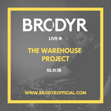 BRODYR Live @ The Warehouse Project | 10.11.18