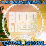 SLAP Radio: Episode 6 - 2000trees festival Special