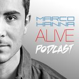 Marco Hanna - ALIVE Podcast # 7