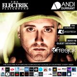 Electrik Playground 13/2/16 inc. Freejak Guest Session