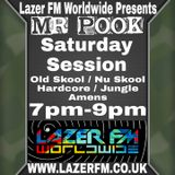 Old Skool>Nu Skool>Hardcore>Jungle - Mr Pook - Lazer FM - 18th May 2018
