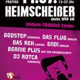 Das ReH @ Heimscheiße Open Air, Chemnitz 11.07.2014