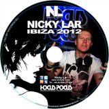 Nicky Lar Ibiza Mix 2012