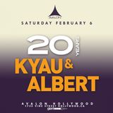 Kyau & Albert - 20 Year Classics Set
