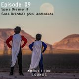 Abduction Sounds 09 By Andromeda