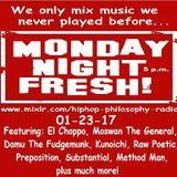 HipHopPhilosophy.com Radio - LIVE - 01-23-17