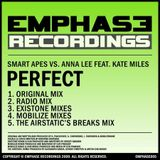 Smart Apes vs Anna Lee feat. Kate Miles - Perfect (The Airstatic's Breaks Mix)