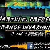 Martin F. - Trance Invasions 146  (DreamLift Guestmix) (08.12.2017) t-er.org