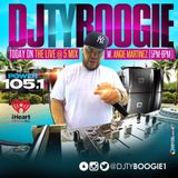 DJTYBOOGIE LIVE AT 5 MIX OCT 11TH !!!