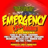 EMMERGENCY CALL RIDDIM MEGAMIX@STREET BLAZE 2013