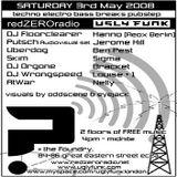 Hanno Hinkelbein @ Ugly Funk with RedZEROradio - The Foundry London - 03.05.2008