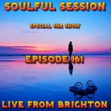 Soulful Session, Zero Radio 18.2.17 (Episode 161) LIVE From Brighton with DJ Chris Philps