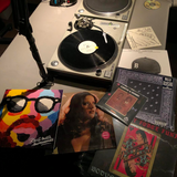 ADVENTURES IN STEREO - MUSIC BY THE EGYPTIAN LOVER , CLARK & THE COMMUNITY, ZACKEY FORCE FUNK + MORE