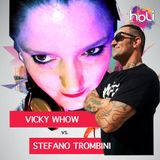 VICKY WHOW vs STEFANO TROMBINI - holi Fest der Farben Afterparty - VS Set VICKY and STEFANO