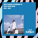 High Fashion Techniqe feat. Yoav Sa'Ar - December 2018