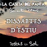 Dj Amater live @ Pantà de Sant Ponç (27-08-16)