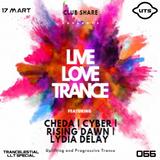 Trancelestial 066 (Live Love Trance Special)