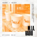 M.I.A. RADIO # 010 - OPENING FOR 10 PPL