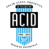 Solid Steel Radio Show 11/4/2014 Part 1 + 2 - Posthuman