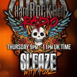 HRH SLEAZE First broadcast 9th November 2017