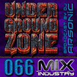 ► UNDERGRoUND ZoNE 66 [1992-1994] ► mix by ARSONIC