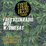FREQ VZZN RADIO #7 w/DMESAS