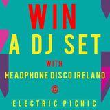 Headphone disco Ireland Dj competition