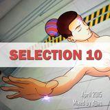 Selection 10 ME (April 2015 - Mixed by djjaq)