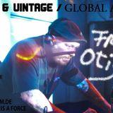 Fresh Otis @ Volt & Vintage -GLOBAL ACTS- on Cuebase-fm