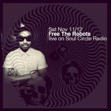 SCR presents Free the Robots