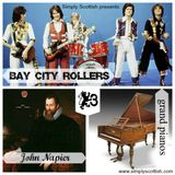 The Bay City Rollers, John Napier, and Grand Pianos