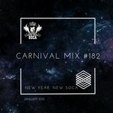 Carnival Mix #182 - New Year, New Soca - Jan 2015