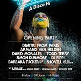 Armand Van Helden - Live @ Glitterbox Opening Party (Hi, Ibiza) - 09-JUN-2017