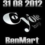 @Coyote Lounge 31_08_2012