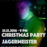 DJ Bobby D X-Mas @ Jagermeister House, Bansko (25.12.2016)