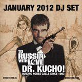 Dr. Kucho! Promo Dj Set - JANUARY 2012