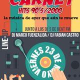 BEAT FM - MIX SE TE CAYO EL CARNET VOL 1 (DJ FABIAN CASTRO)