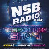 VOL.1 - The Saturday WarmUP BassOholics Show - NSB RADIO - DJ ALASKA MC & GEEKTEKNEEK
