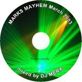 Marks Mayhem 2003