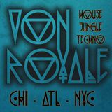 Von Royale presents - Essential Techno Mix 2014