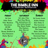 2018 Beautiful Days end of festival mix live at the Bimble Inn