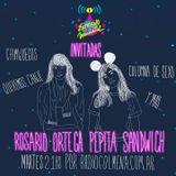 ESTRENO MUNDIAL 79 - ROSARIO ORTEGA + PEPITA SANDWICH